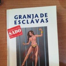 Libros de segunda mano: GRANJA DE ESCLAVAS - IAN SMITH - ILUSTRADO POR MUSQUERA - D'O FANTASY Nº 12. Lote 246125515