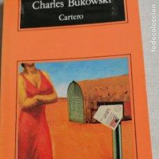 Libros de segunda mano: CHARLES BUKOWSKI-CARTERO-ANAGRAMA 1993 192PP. Lote 270179353