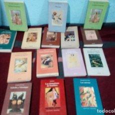 Libros de segunda mano: LOTE DE 25 LIBROS ERÓTICOS LA FUENTE DE JADE. Lote 252149725