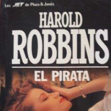 """Libros de segunda mano: """"EL PIRATA"""" DE HAROLD ROBBINS. Lote 252339135"""