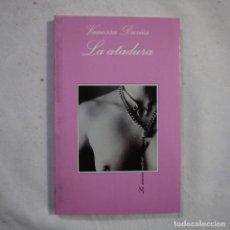 Libros de segunda mano: LA SONRISA VERTICAL N.º 118. LA ATADURA - VANESSA DURIÈS - TUSQUETS - 2002 - 1.ª EDICION. Lote 255459280