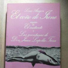 Livros em segunda mão: LA SONRISA VERTICAL N.º 60. EL COÑO DE IRENE SEGUIDO DE EL INSTANTE Y LAS AVENTURAS ... - TUSQUETS. Lote 257873195
