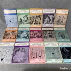 Livros em segunda mão: COLECCION LA PERLA - LECTURAS SICALIPTICAS SARCÁSTICAS Y VOLUPTUOSAS - EDICIONES POLEN -. Lote 260996510