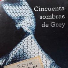 """Libros de segunda mano: """"50 SOMBRAS DE GREY"""" DE J.L. JAMES. Lote 266329083"""