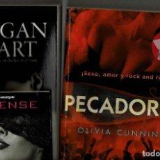Libri di seconda mano: PECADORES / MEGAN HART / INTENSE. Lote 267656844