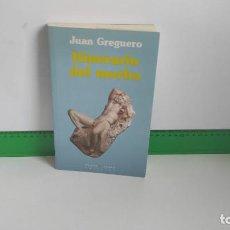 Libros de segunda mano: ITINERARIO DEL MORBO ~ JUAN GREGUERO | ED.HUERGA Y FIERRO Nº 172 (1999). Lote 269130258