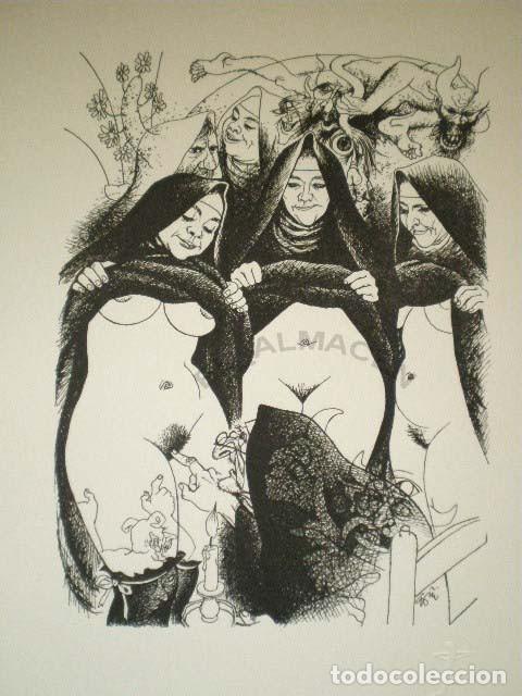 EL JARDÍN DE VENUS (SAMANIEGO + LORENZO GOÑI ) EDICIÓN LUJO HELIODORO 1977. ED. NUMERADA. SIN USAR (Libros de Segunda Mano (posteriores a 1936) - Literatura - Narrativa - Erótica)