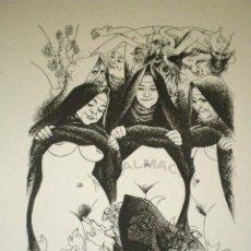 Libros de segunda mano: EL JARDÍN DE VENUS (SAMANIEGO + LORENZO GOÑI ) EDICIÓN LUJO HELIODORO 1977. ED. NUMERADA. SIN USAR. Lote 270883838