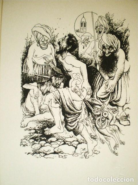 Libros de segunda mano: EL JARDÍN DE VENUS (SAMANIEGO + LORENZO GOÑI ) EDICIÓN LUJO HELIODORO 1977. ED. NUMERADA. SIN USAR - Foto 8 - 270883838