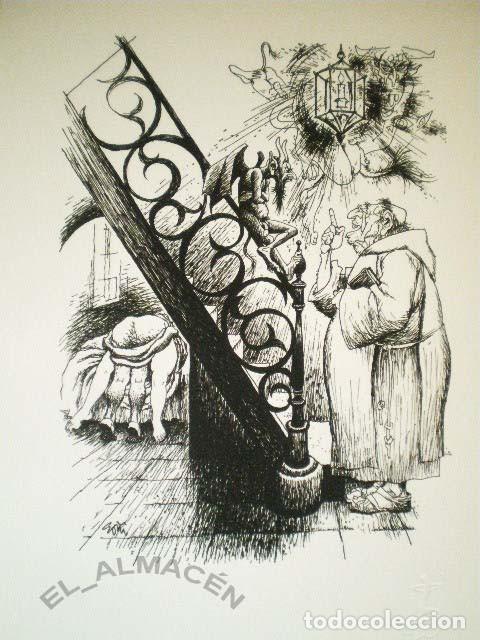 Libros de segunda mano: EL JARDÍN DE VENUS (SAMANIEGO + LORENZO GOÑI ) EDICIÓN LUJO HELIODORO 1977. ED. NUMERADA. SIN USAR - Foto 9 - 270883838