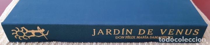 Libros de segunda mano: EL JARDÍN DE VENUS (SAMANIEGO + LORENZO GOÑI ) EDICIÓN LUJO HELIODORO 1977. ED. NUMERADA. SIN USAR - Foto 12 - 270883838