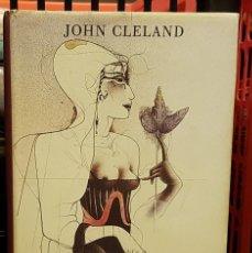 Libros de segunda mano: JOHN CLELAND - FANNY HILL. Lote 277062638