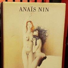 Libros de segunda mano: ANAÏS NIN - DELTA DE VENUS. Lote 277062943