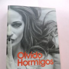 Libros de segunda mano: EL ABRAZO INFIEL. HORMIGOS, OLVIDO. RBA. Lote 277587228