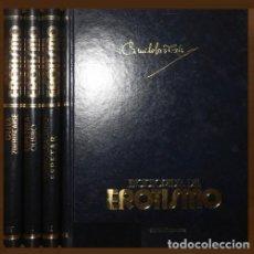 Libros de segunda mano: ENCICLOPEDIA DEL EROTISMO. COMPLETA EN 4 TOMOS. CAMILO JOSÉ CELA.. Lote 282577068