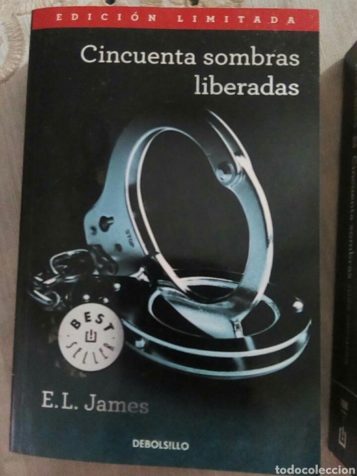Libros de segunda mano: Cincuentas sombras - Foto 3 - 284203948