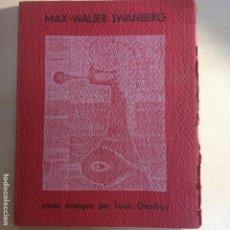Libros de segunda mano: CONTE ÉROTIQUE PAR LOUIS GEAOFFROY - MAX-WALTER SWANBERG - EDIT L'OBSCÈNE NYCTALOPE 1972. Lote 287676878