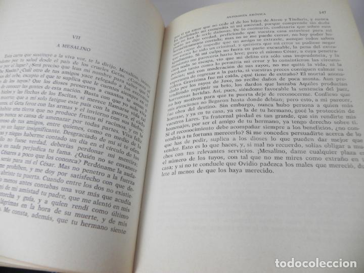 Libros de segunda mano: POEMAS EROTICOS (AL INSTANTE DE LA DICHA) DECAMERON - PETRONIO-1972 - Foto 5 - 287845113