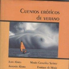 Libros de segunda mano: VARIOS AUTORES; CUENTOS ERÓTICOS DE VERANO. Lote 295004388