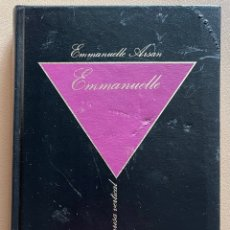 Libros de segunda mano: EMMANUELLE. EMMANUELLE ARSAN. Lote 297034483