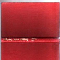 Libros de segunda mano: JUGAR CON FUEGO (JACK HIGGINS).. Lote 10355391
