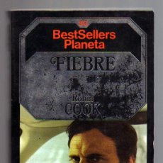 Libros de segunda mano: FIEBRE (ROBIN COOK). EDITORIAL PLANETA 1984.. Lote 11273677