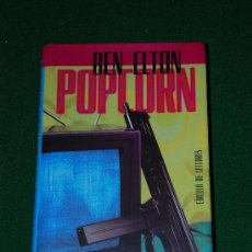 Libros de segunda mano: POP CORN. BEN ELTON. CIRCULO DE LECTORES. Lote 26648432