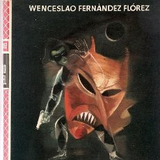 Libros de segunda mano: EL MALVADO CARABEL : NOVELA / W. FERNÁNDEZ FLÓREZ . Lote 22217106