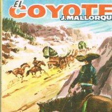 Libros de segunda mano: EL COYOTE, SIERRA BLANCA. Lote 17609315
