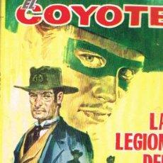 Libros de segunda mano: EL COYOTE, LA LEGIÓN DEL LOBO. Lote 17609535