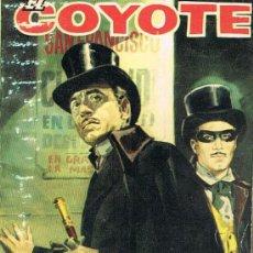 Libros de segunda mano: EL COYOTE, UN CABALLERO. Lote 17609586