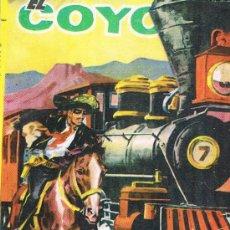 Libros de segunda mano: EL COYOTE, MUERTE: PUNTO DE DESTINO. Lote 17624044
