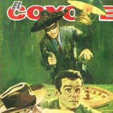Libros de segunda mano: EL COYOTE, SU SEGURO SERVIDOR EL COYOTE. Lote 17624097