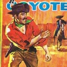 Libros de segunda mano: EL COYOTE, LA HERENCIA DEL COYOTE. Lote 17624114