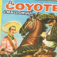 Libros de segunda mano: EL COYOTE, CAÍN DE RANCHO AMARILLO. Lote 17624131