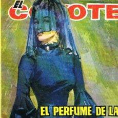 Libros de segunda mano: EL COYOTE, EL PERFUME DE LA DAMA AZUL. Lote 17624190