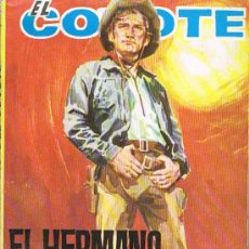 Libros de segunda mano: EL COYOTE, EL HERMANO DEL COYOTE. Lote 17624239