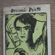 Libros de segunda mano: DIBUJOS DE GARCÍA LORCA. INTRODUCCIÓN Y NOTAS DE… PRIETO (GREGORIO). Lote 17778294