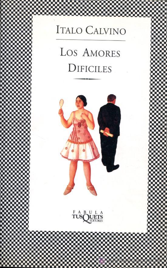 LOS AMORES DIFICILES (Libros de Segunda Mano (posteriores a 1936) - Literatura - Narrativa - Otros)