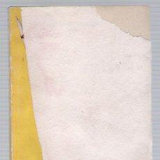 Libros de segunda mano: ENCICLOPEDIA PULGA. RELATO AFRICANO POR A.E.W. MASON.. Lote 19581079