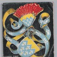 Libros de segunda mano: ENCICLOPEDIA PULGA Nº 14. VEINTE AÑOS DESPUÉS 2ª POR ALEJANDRO DUMAS. (384 PÁGINAS) EDIT CLIPER.. Lote 19585836
