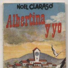 Libros de segunda mano: ENCICLOPEDIA PULGA Nº 13. ALBERTINA Y YO.. Lote 19762262
