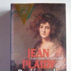 Libros de segunda mano: PASION EN LA CORTE BRITANICA, (JEAN PLAIDY). Lote 20488199