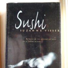 Libros de segunda mano: SUSHI. ( VISSER, SUZANNE. ). Lote 20488518