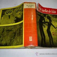Libros de segunda mano: TRAS LAS HUELLAS DE ADÁN LA NOVELA DE UNA CIENCIA HERBERT WENDT NOGUER 1960 RM39781. Lote 22043012