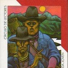 Libros de segunda mano: DE RATONES Y HOMBRES POR JOHN STEINBECK DE CÍRCULO DE LECTORES EN BARCELONA 1989. Lote 23896563