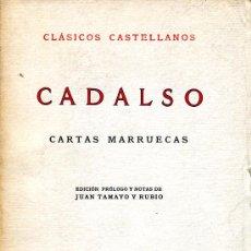 Libros de segunda mano: CARTAS MARRUECAS. Lote 27301628
