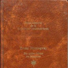 Libros de segunda mano: POR QUIEN DOBLAN LAS CAMPANAS--HEMINGWAY. Lote 27485033