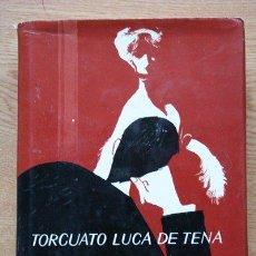 Libros de segunda mano: PEPA NIEBLA. TORCUATO LUCA DE TENA. . Lote 23819465