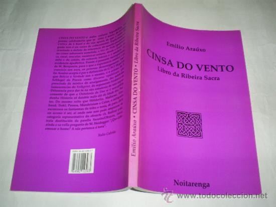 Resultado de imagen de Libro da Ribeira Sacra de Emilio Araúxo